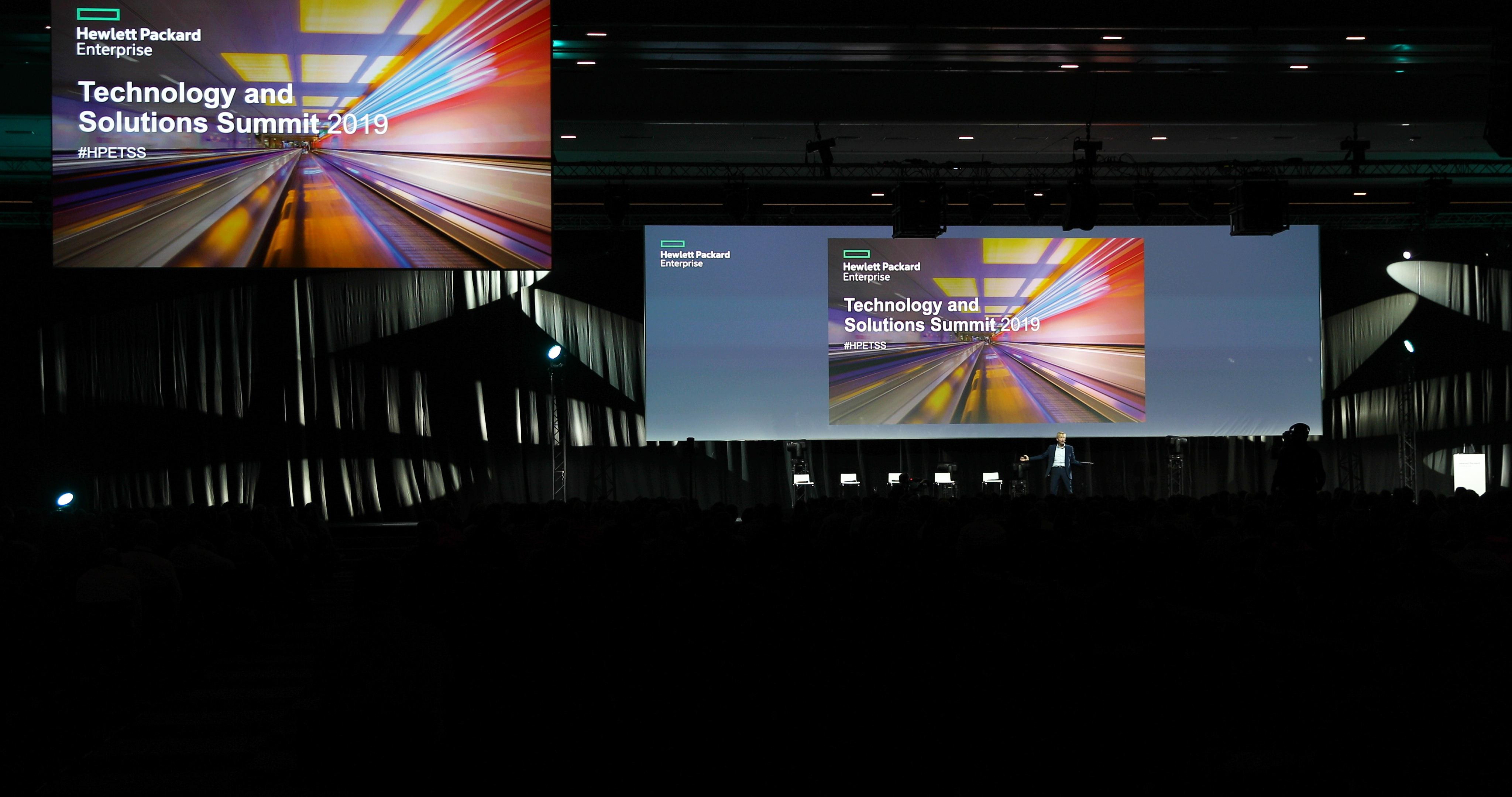 Hewlett Packard Enterprise Technology & Solution Summit 2019